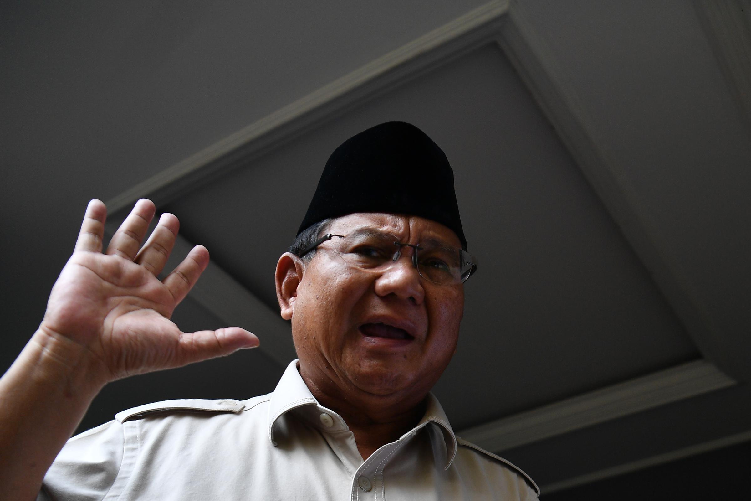 4 Kali Klaim Kemenangan Prabowo Berubah, Mana yang Benar?