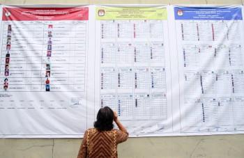 Caleg DPR Habiskan Rp2,01 Triliun untuk Kampanye