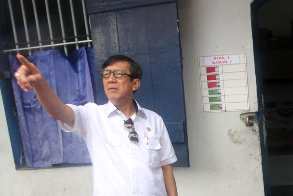 menteri Jokowi jadi caleg