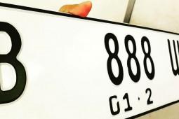 Awal Mula Munculnya Pelat Nomor Kendaraan