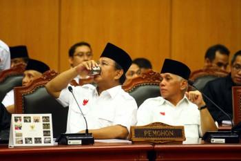 Jejak Prabowo 3 Kali ke MK yang Selalu Berakhir Kalah