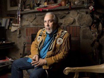Dwaine Perry, Pemimpin Ramapough Lenape Nation (newsmaven.com)