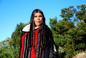 Wanita di suku Toda dengan rambut curly (ikal). (cowbird.com)