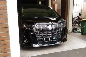 Menengok Koleksi Mobil Jokowi-Ma'ruf, Espass hingga Alphard