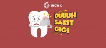 57% Penduduk Indonesia Pernah Sakit Gigi