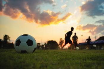 Sepak Bola Paling Populer, Jumlah Lapangan Kalah dengan Voli