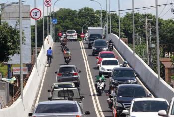 5 Kecelakaan di Flyover, Semuanya Tabrak Lari