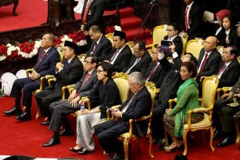 Kabinet Jokowi-Ma'ruf: Siapa Bertahan, Siapa Terlempar
