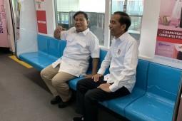 Membandingkan Pertemuan Jokowi-Prabowo di 2014 & 2019