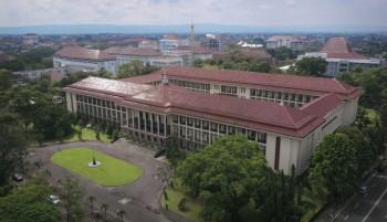 Kampus UGM Yogyakarta