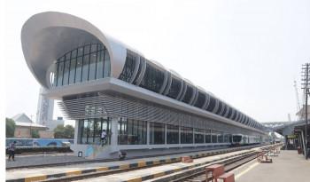 Keunikan 7 Stasiun Kereta Bandara, Futuristik sampai Klasik