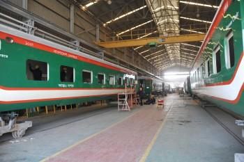 Pabrik Kereta Api Raksasa, Bisakah Hempaskan Ambisi China?