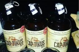 Minuman Keras Tradisional: Sopi & Cap Tikus Dilegalkan