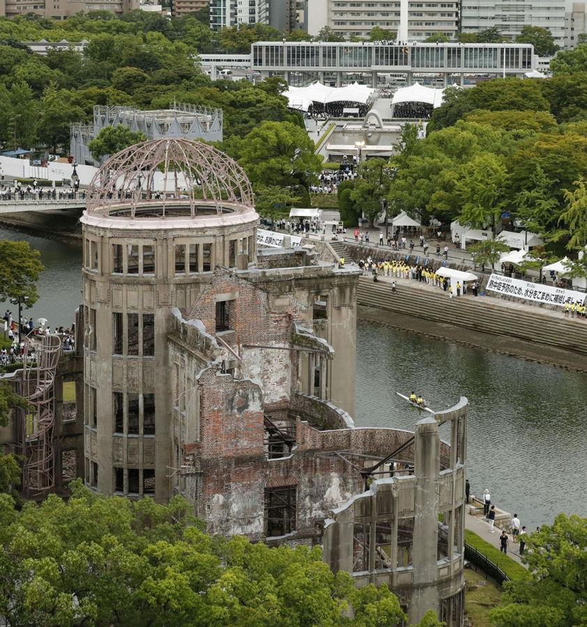 bom atom Hiroshima Nagasaki