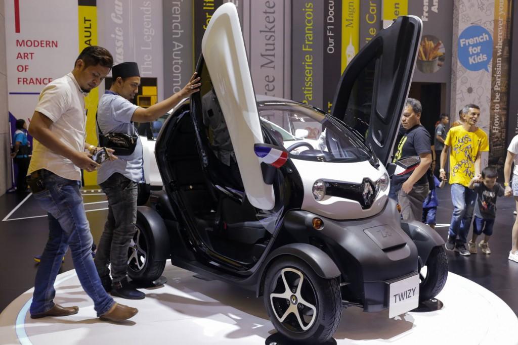harga mobil listrik