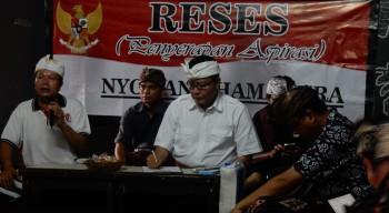 Nyoman Dhamantra: Terpental Jadi Caleg, Kena OTT KPK Jelang Lengser