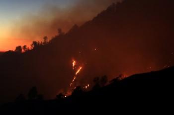 Ini Deretan Kebakaran Gunung saat Puncak Kemarau