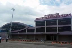 Potret Megahnya Bandara Sorong yang Sempat Dirusak