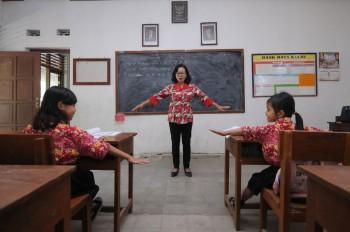 Anggaran Tunjangan Profesi Guru Dikurangi