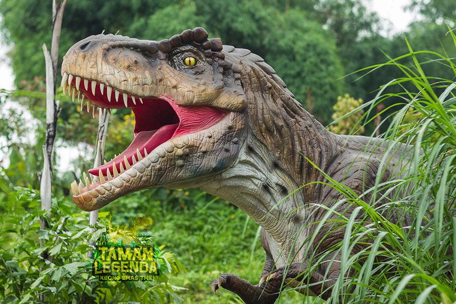 Wisata Sangiran bangun petualangan dinosaurus