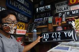 Daftar Plat Nomor Kendaraan di Indonesia Terlengkap, Ada yang Berubah?
