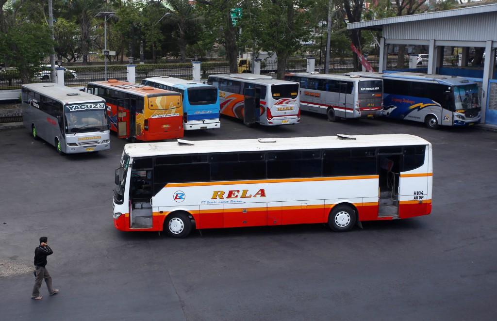 bus Jawa Tengah