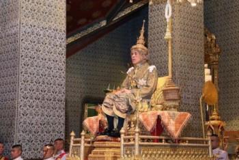 Raja Thailand Maha Vajiralongkorn (straitstimes)