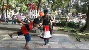 Taman Kebon Rojo Blitar