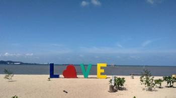 Pantai Nipah Nipah (suara.com