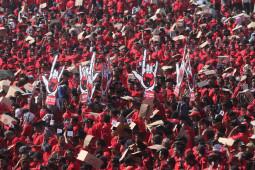 PDIP Cetak Sejarah, tapi Belum Pecahkan Rekor Pemilu 1999