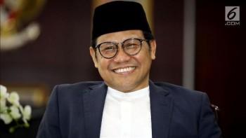 Muhaimin Iskandar Pimpin PKB Lagi, Ini Jejak Karier Politik Cak Imin