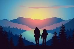 Rayakan 17 Agustusan dengan Naik Gunung, Perhatikan Hal Ini