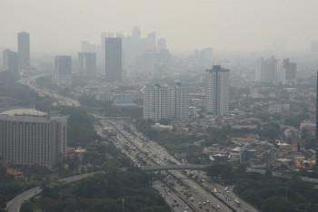 Polusi Udara Mengintai, Begini Cara Melindungi Diri