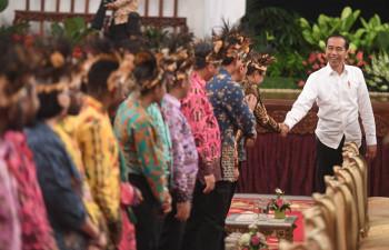 30 Detik, Jokowi Setujui Pembangunan Istana Presiden di Papua