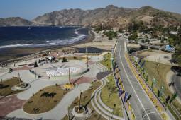 Menengok Megahnya Jembatan B.J. Habibie di Timor Leste