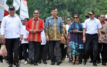 Luhut Jadi Menteri Terkaya Era Pemerintahan Jokowi-JK