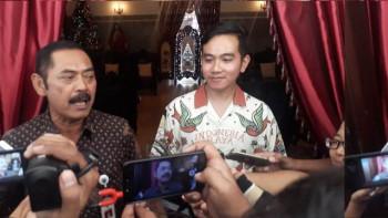 Gibran Rakabuming Raka (kanan) saat menemui Wali Kota Solo, F.X. Hadi Rudyatmo (solopos.com)