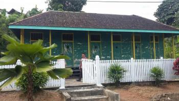 Jejak Sejarah Sanga-Sanga: Pompa Angguk dan Penjara Ulin