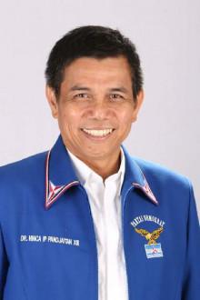 mantan Ketua Umum PSSI Hinca Panjaitan