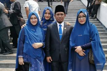 Lora Fadil dan Potret Poligami di Indonesia
