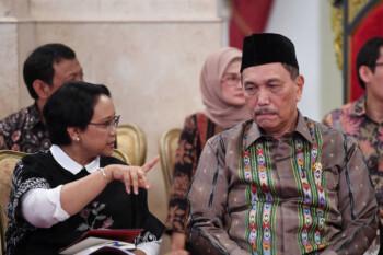 Pengakuan Para Menteri Selama Jadi Anak Buah Jokowi
