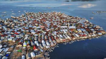 Fakta Unik Pulau Bungin, Pulau Terpadat di Dunia