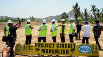 Perkembangan Sirkuit Mandalika yang Siap Gelar MotoGP 2021