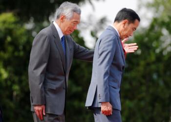 Pemimpin Negara yang Selalu Hadir di Pelantikan Presiden SBY & Jokowi