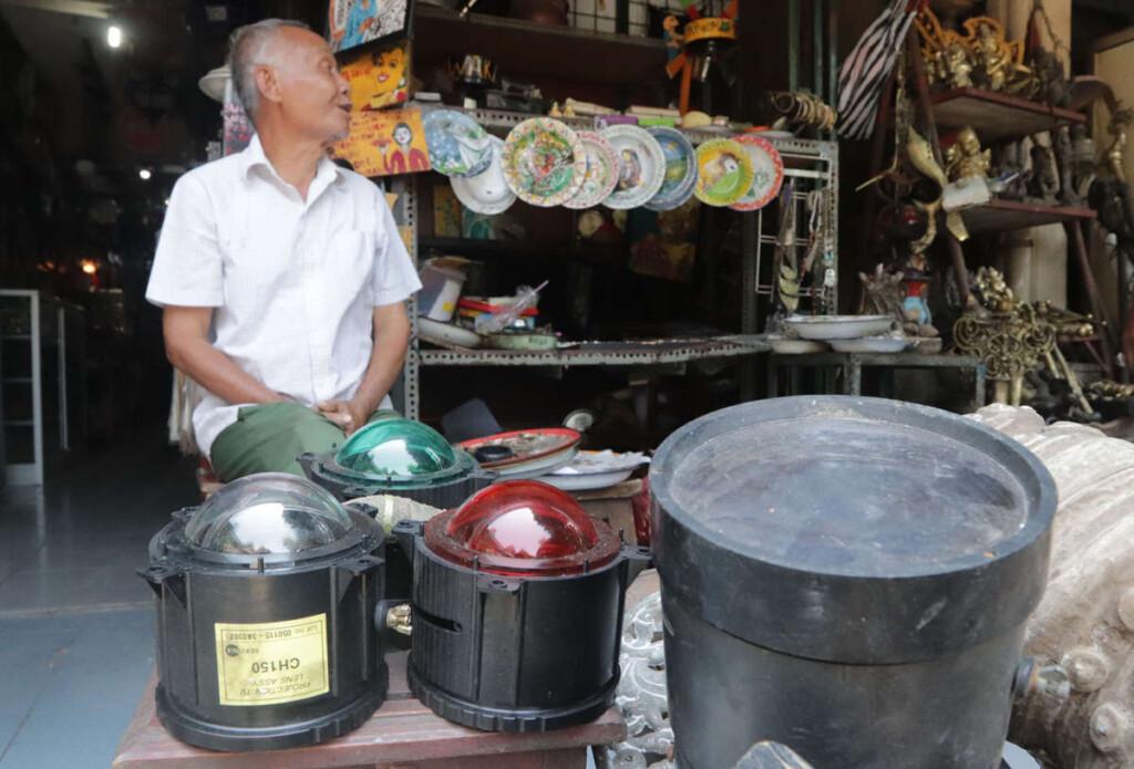 Pedagang Pasar Triwindu