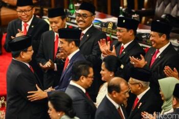 Sejarah Partai Gerindra, Dulu Selalu Oposisi Kini akan Dapat Jatah Menteri