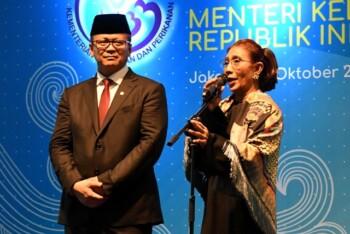 Pernah Jadi Tukang Pijat Prabowo, Edhy Prabowo Siap Tenggelamkan Kapal Ilegal
