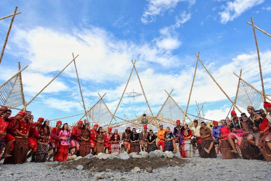 paduan suara di Indonesia