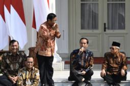 Menteri Lintas Presiden: Era Gus Dur, SBY, sampai Jokowi