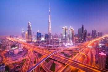 Keindahan Dubai yang Ingin Disaingi Ibu Kota Baru Indonesia